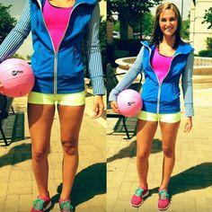 Lululemon volleyball