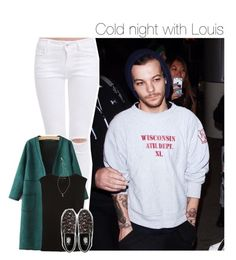 """Cold night with Louis"" by talitastyles ❤ liked on Polyvore featuring мода, rag & bone, Vans и Sarah Chloe"