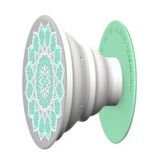 Button : #32 Peace Mandala Tiffany