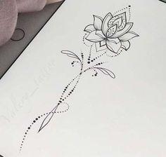 30 Trendy Flowers Drawing Design Tattoo Lotus Mandala The post 30 Trendy Flowers Drawing Design Tattoo Lotus Mandala appeared first on Best Tattoos. Trendy Tattoos, Cute Tattoos, New Tattoos, Body Art Tattoos, Tattoos For Women, Drawing Tattoos, Hindu Tattoos, Buddha Tattoos, Arabic Tattoos