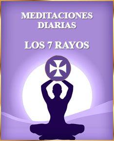 Meditaciones diarias de los siete rayos
