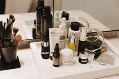 It might seem like I post the same beauty products over and over again and I truly hope you know that it's only because I am so loyal to products that actually work. I am a creature of habit and wanted to share what products I really cannot leave home without. Here are a few … read on