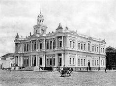 Prefeitura em 1903.