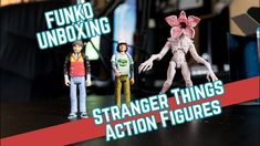 Stranger Things Funko Unboxing | Stranger Things Action Figures Stranger Things, Action Figures, Baseball Cards, Videos, Youtube, Strange Things, Youtubers, Youtube Movies