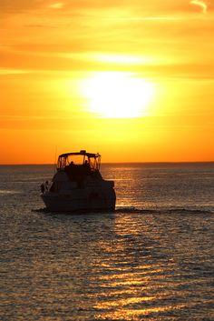 Lake Michigan Sunset in Holland, Michigan | Flickr - Photo Sharing!