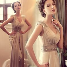 bride dress evening dress - http://zzkko.com/n150719-tar-of-the-same-paragraph-Korean-presided-over-South-Korea-Shopping-bride-dress-long-section-2012-new-evening-dress-toast-clothing.html $13.39 LIKE!