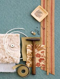Common Upholstery Techniques » Curbly | DIY Design Community