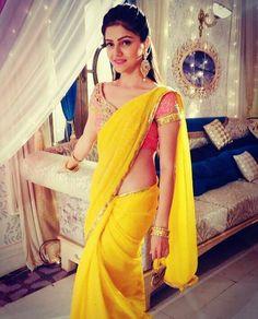 Image may contain: 1 person Indian Bridal Lehenga, Indian Bridal Fashion, Indian Wedding Outfits, Indian Beauty Saree, Indian Outfits, Beautiful Saree, Beautiful Indian Actress, Stylish Sarees, Saree Models