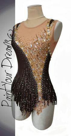 Figure Skating Outfits, Figure Skating Costumes, Figure Skating Dresses, Ballet Leotards For Girls, Dance Leotards, Rhythmic Gymnastics Costumes, Gymnastics Leotards, Dance Outfits, Dance Dresses