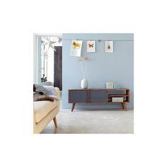TV-meubel in palissanderhout Niels van TIKAMOON