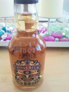 Chivas Regal 12 - próbka