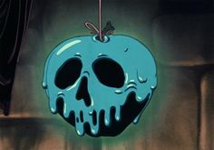 maçã envenenada