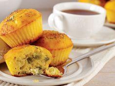 Pırasalı Muffin Tarifi - Lezzet Muffin, Breakfast, Food, Instagram, Morning Coffee, Essen, Muffins, Meals, Cupcakes