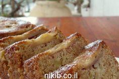 עוגת תפוחים ודבש הפוכה / צילום : ניקי ב