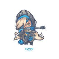 #299- ANA by Jrpencil