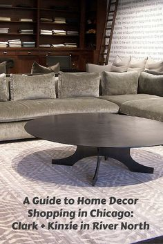 A Guide to Home Decor Shopping in Chicago: Clark & Kinzie in River North