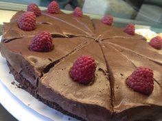 Paleo Sweets, Veggie Recipes, Sugar Free, Mousse, Fitt, Veggies, Gluten, Healthy, Cake