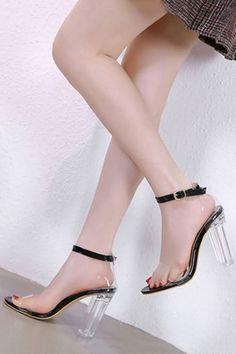 Black Pumps Heels, Sexy Heels, Stiletto Heels, High Heels, Women's Jelly Shoes, Girls Heels, Fashion Heels, Pretty Shoes, Dress And Heels