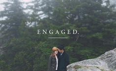 Unique Ways to Announce Your Engagement