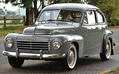 motoriginal:  1953 Volvo PV444
