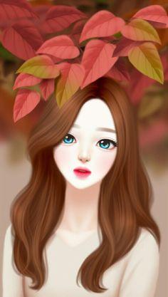 enakei y: shared by Yomna Al on We Heart It Girl Cartoon Characters, Cartoon Girl Images, Cute Cartoon Girl, Anime Girl Cute, Beautiful Anime Girl, Anime Art Girl, Cute Girl Drawing, Cute Drawings, Cute Kawaii Girl