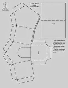 Resultado de imagem para casinha do snoopy imprimir