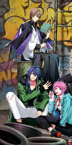 Anime Art Girl, Anime Guys, Anime Gas Mask, Game Character, Character Design, Rap Battle, Bishounen, Comic Games, Anime Scenery