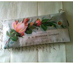 Rose purse via Etsy