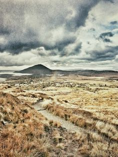 Rainbow in Ireland #landscape #photography #artprint #art #travel