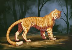 Ceylan by hibbary on DeviantArt Big Cats Art, Furry Art, Cat Art, Creature Concept Art, Creature Design, Mythical Creatures Art, Fantasy Creatures, Animal Sketches, Animal Drawings