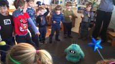 Romibo sings the robot song!