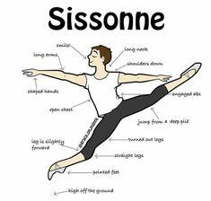 Sissonne #balletstretches #danceoutfits