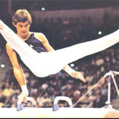Kurt Thomas Kurt Thomas was a member of the US Olympic team at the Us Olympics, Summer Olympics, Olympic Team, Olympic Games, Male Gymnast, Gymnastics Gifts, Indiana State, Floor Workouts, Michael Phelps