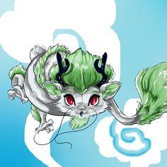 My Chibi Dragon by ~Kentami on deviantART