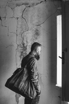Campomaggi - so stilvoll trägt Mann Canvas.