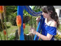 Requiem for a dream (main theme) - harp / harpe - Clint Mansell / Lux Aeterna - YouTube