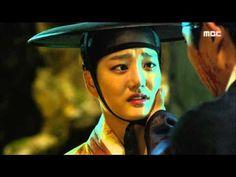 [Scholar Who Walks The Night] 밤을 걷는 선비 20회 - Getting blood from Lee Yoo-bi 20150910 - YouTube