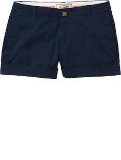 "Women's Perfect Khaki Shorts (3-1/2"") | Old Navy"
