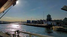 Leaving Aberdeen Harbour.. #aberdeen #bourbonmonsoon #bourbonoffshorenorway #scotland #offshorelife #offshore #lifeatsea #natureshots #nature by stiansimonnes