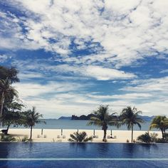 This is my view at work today...what's yours? #fslangkawi #langkawi #naturallylangkawi