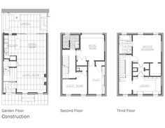 1000 Images About Renovation Floor Plans On Pinterest