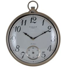 Fob Style Wall Clock