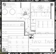 HUGE list of educational homeschool printables