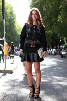 Erika Boldrin (blogger), Milan Fashion Week