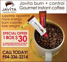 A Great Deal from Javita Coffee!