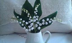 Lilly Of The Valley Tutorial - CakesDecor