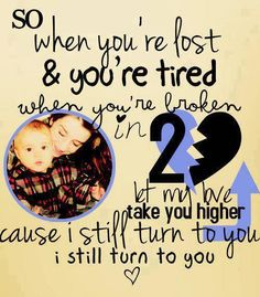 TURN TO YOU<3