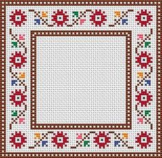 Free Biscornu Cross Stitch Patterns... no color chart available, just use the pattern chart as your color guide.. or choose your own colors...