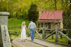 log cabins old and rustic   great mix of rustic cabin, old wood and ...   Rustic Engagement Sho ...