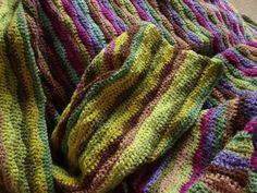 Moorland Blanket CAL :: Part 4
